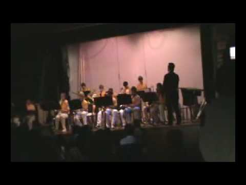 Foothill Middle School Jazz Band - A Nightingale Sang In Berkeley Square