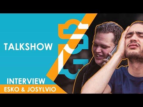 JOSYLVIO & ESKO - EEN SUPERGAANDE TALKSHOW AFL. 12