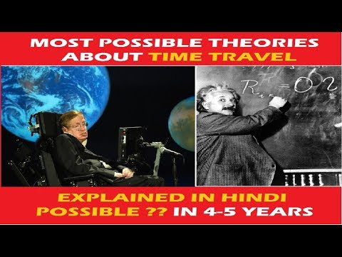 Most Possible Theories of Time Travel || Can be in 4-5 Years || Must Watch