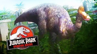 THE BEST DINOSAUR GAME EVER MADE | Jurassic Park: Operation Genesis (Let's Play Part 1)