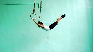 Спортивна гімнастика. 1 юнацький розряд.Ільков Денис.