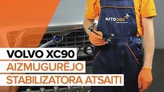 Video pamācības par Volvo C30 533 apkope