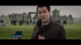 Thor - The Dark World : Stonehenge Scene With Erik Selvig VF (ENGLISH SUBS)