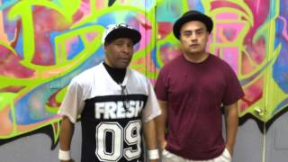 Flava Funk Friday with OG Legendary Locker Kid Dynamo