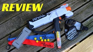 [Review] NERF RIVAL Phantom Corps HERA, Face Mask and Rechargeable Battery Pack