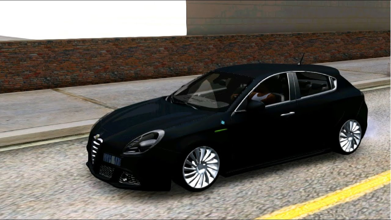 GTA San Andreas  2011 Alfa Romeo Giulietta Stock  Mods\/Modification  YouTube