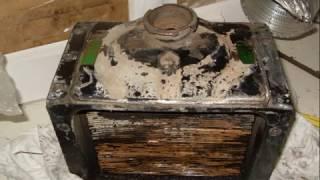 видео Радиатор к мотоблоку