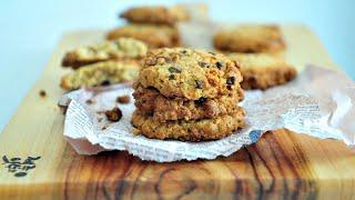 오트밀쿠키 만들기(oatmeal cookie,꼬마츄츄)