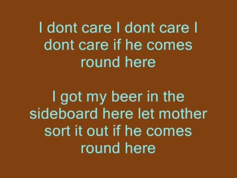 the sideboard lyrics