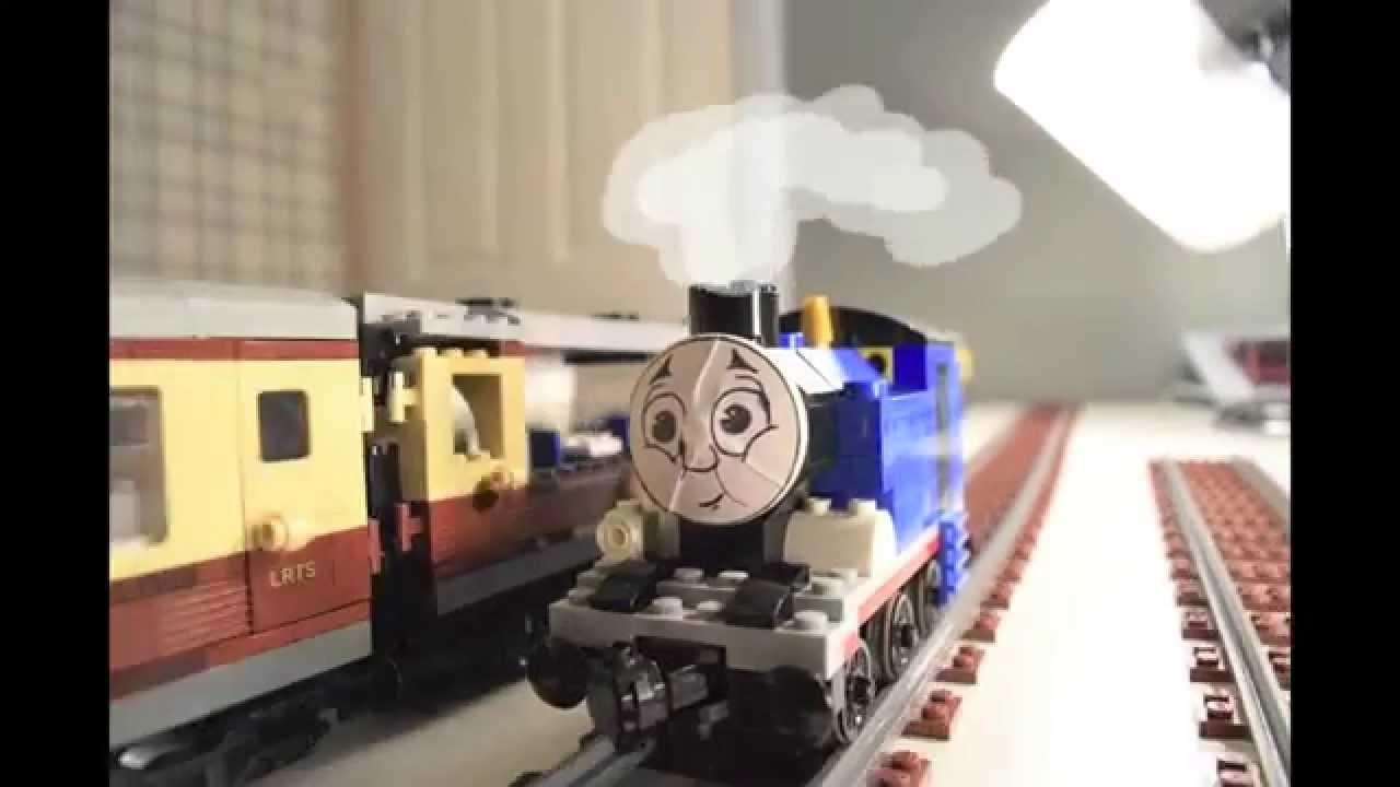Lego Thomas And Friends Testing Youtube