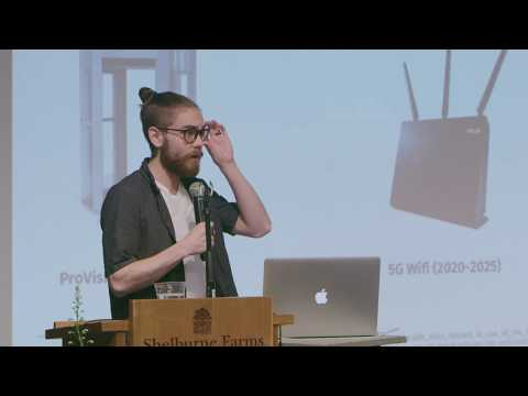 Nourish Vermont 2018 | Nicolas Pineault | Thrive In A World Filled With Electrosmog