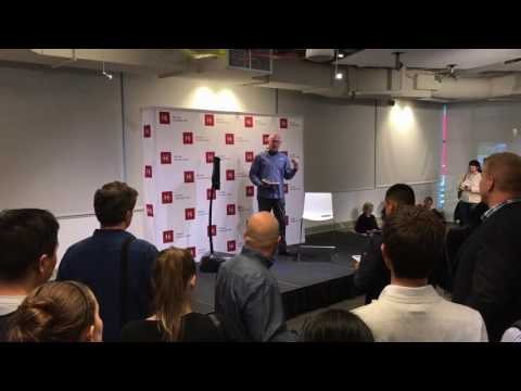 Rony Abovitz and Jon Hirschtick talk Magic Leap at HAR/VRD - 9/29/2016
