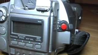 SONY VX 1000 ROMANIA  - CAMERA VIDEO PROFESIONALA 3CCD