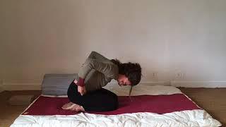 yin yoga : le vivant au coeur de l'immobilité
