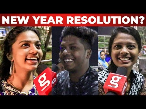 Naraiyaa Figure-ah Usaar Pannanum - 2019 New Year Resolution of Chennai People