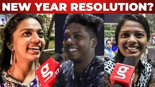 """Naraiyaa Figure-ah Usaar Pannanum"" – 2019 New Year Resolution of Chennai People"