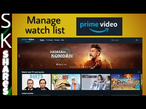 How To Add, Remove Movie, Tv Show From Watchlist And Manage It