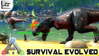 ARK: Survival Evolved - NEW TREX! INEVITABILITY! S2E3 ( Gameplay )