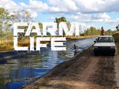 Australian Farm Work - Go Pro