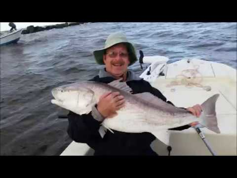 Fishing Report  10/27/2017 Ponce Inlet Monster Reds and Tarpon...