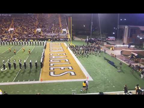 USM All South Marching Band Day 2018 ***DEADPOOL edition
