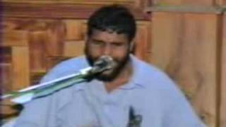 BLIND SINGER FROM HARIPUR PAKISTAN uploaded By @QEEL /\/\UGHAL