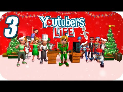 "YouTubers Life: OMG Edition [Xbox One X] Gameplay Español - Capitulo 3 ""Un Día muy Loco"""