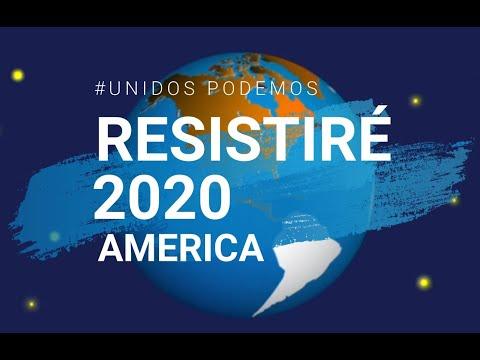 Resistiré 2020 América - Video Oficial