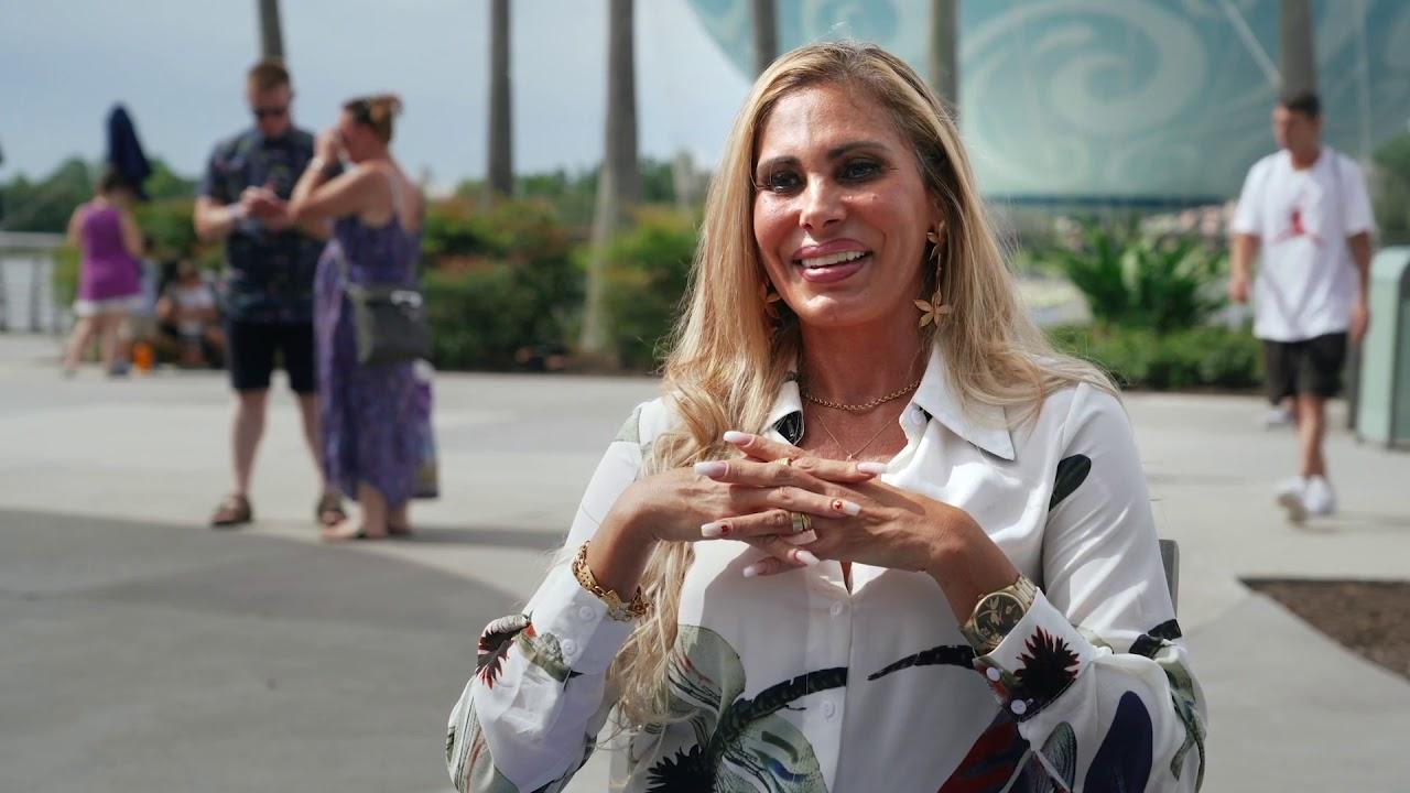Angela Bismarchi relançamento do canal fé e beleza com Ângela bismarchi