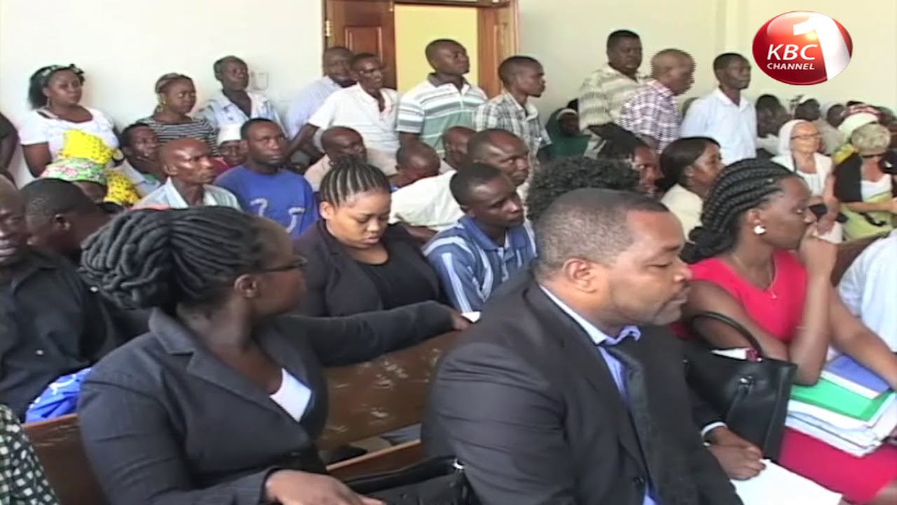 Squatters from Watamu accuse judicial officer of colluding with land cartels
