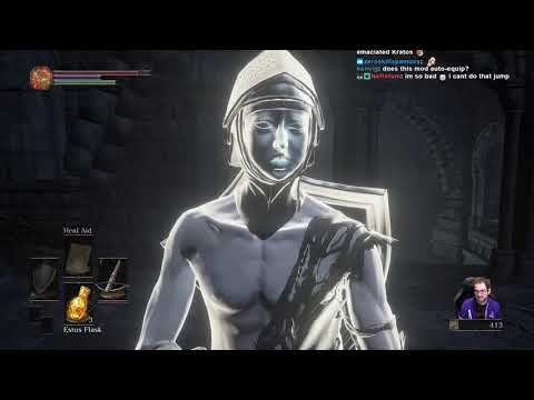 Dark Souls III Randomizer Use What You See Run (Pt. 1)