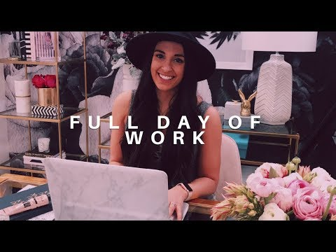 A DAY IN THE LIFE OF A GIRL BOSS