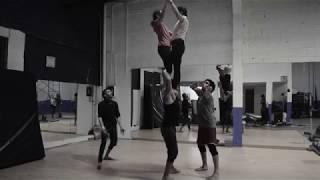Habitación Escondida A (2019). Compañía Dospuntos Circo. Residencia de creación