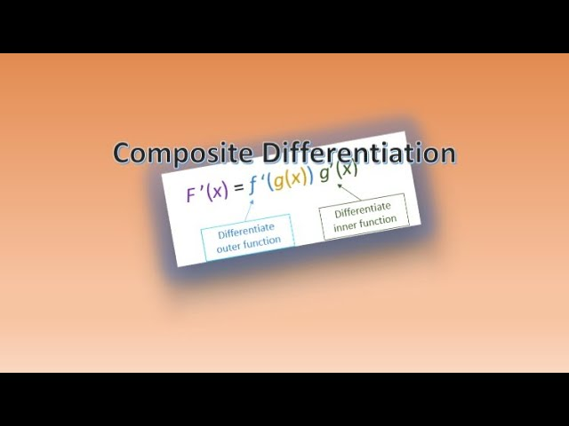 Differentiation -II- Maths-Class 12-CBSE-ISC