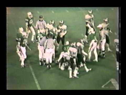 Toms River East Raiders vs. Brick Green Dragons 1981 Giants Stadium Group IV State Final
