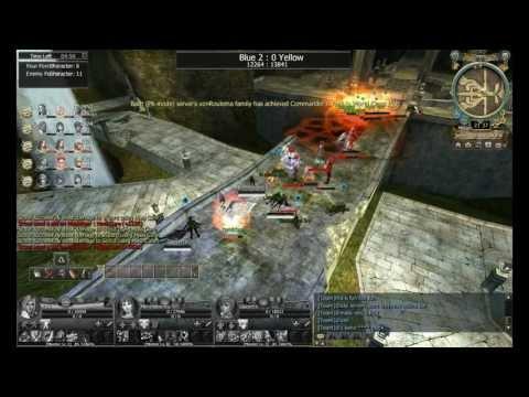[Granado Espada] Cross World Pvp - Luna Files 138