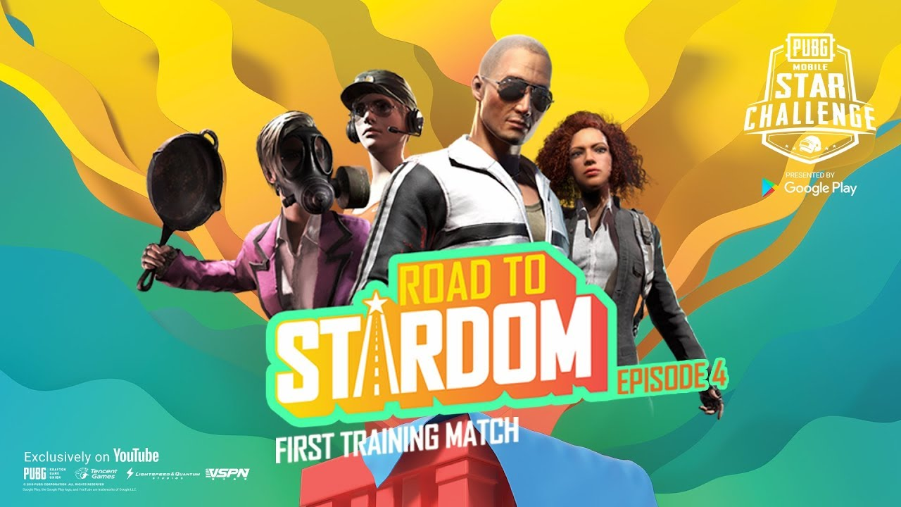 PMSC 2019 Episode 4 | Road to Stardom | PUBG MOBILE Star Challenge 2019