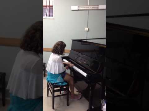 Prelúdio da Manhã - Karol Schineider - Escola de Música Expressarte