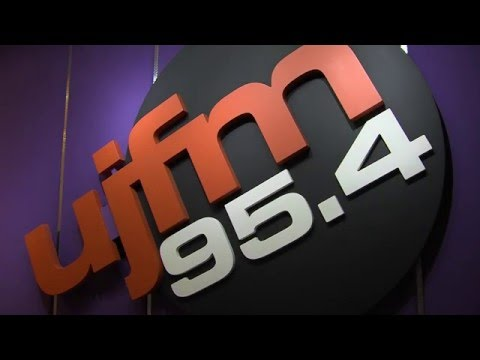 UJ FM's new Station Manager, Mr Tebatso Maapola