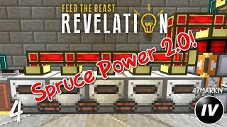 Quarries, Ore Processing, Power, & Storage - 1 12 Modded Minecraft