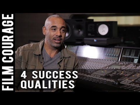 Successful People In Hollywood Have These 4 Qualities by Harvey Mason Jr.