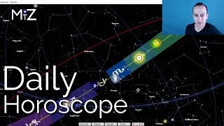 Daily Horoscope - Tuesday November 14, 2017 - True Sidereal Astrology