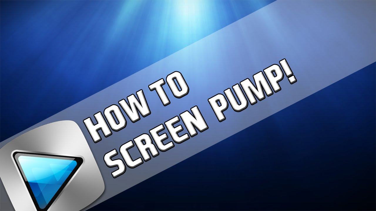 Image result for screen pumping