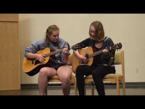 Big Jet Plane by Angus and Julia Stone COVER