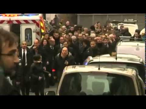 Charlie Hebdo attack: 12 dead at French magazine offices