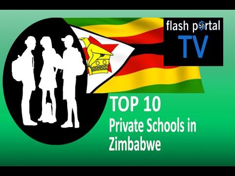 Top 10 Private Schools in Zimbabwe