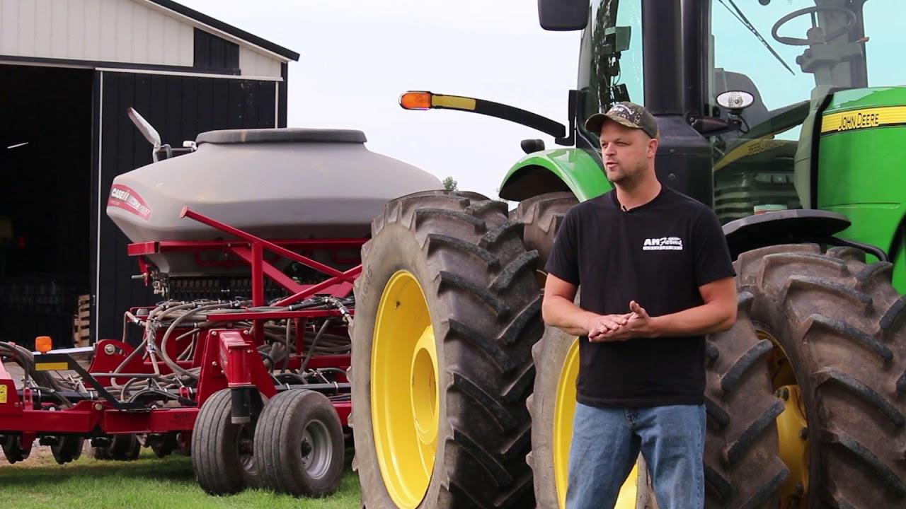 Trimble GFX-750 Display System Testimonial - Cash Grain Farmer