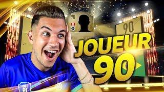 JE PACK UN JOUEUR A 90 & DES TOTW !! FIFA 19 PACK OPENING