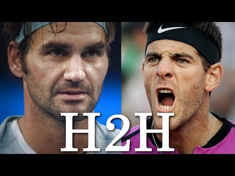 Federer vs Del Potro - All 24 H2H Match Points (HD)