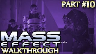 Mass Effect Walkthrough ▪ Insanity, Soldier Ⓦ Part 10: Metgos, Some Noveria Business